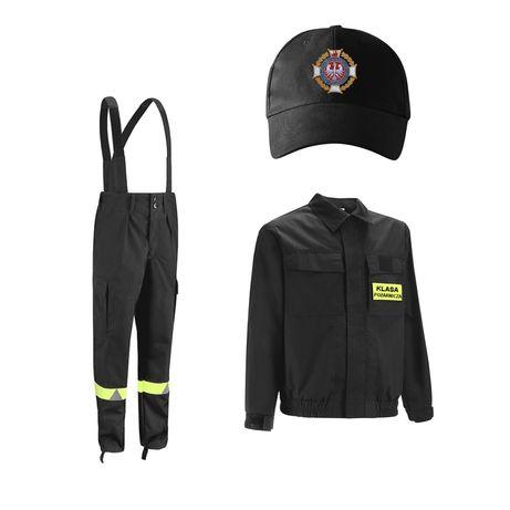 Mundur koszarowy koszarówka klasa pożarnicza straż