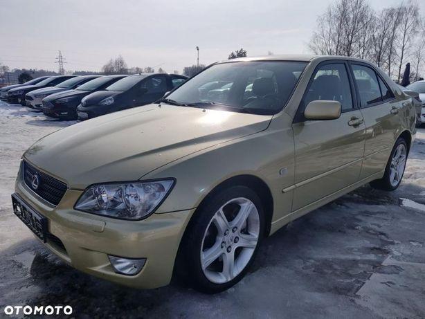 Lexus Is Niski Przebieg// V6// Automat//Skóra//