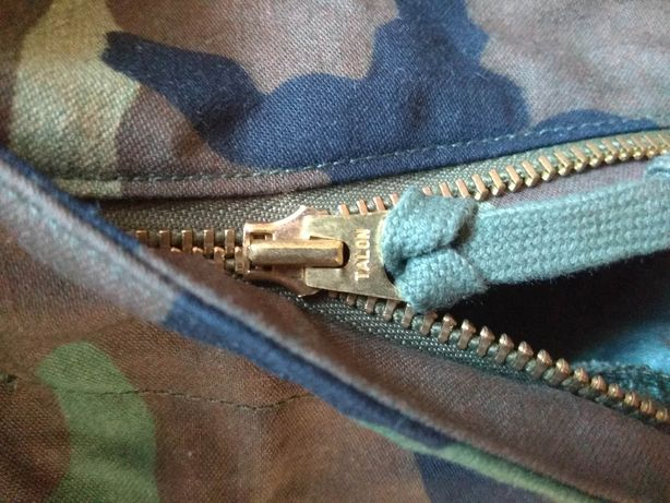 spodnie usarmy m65 woodland x-small-regular kontraktowe nowe