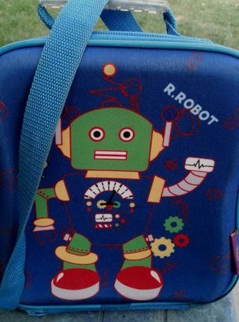 Детская сумка-рюкзак VGR R.Robot