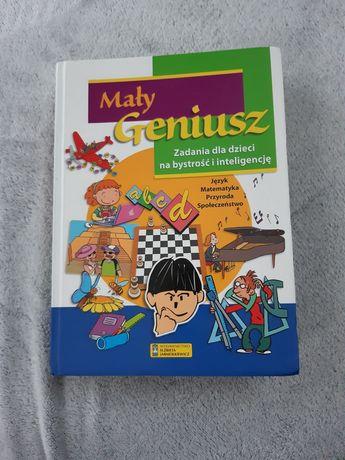 Maly Geniusz, zadania dla dzieci