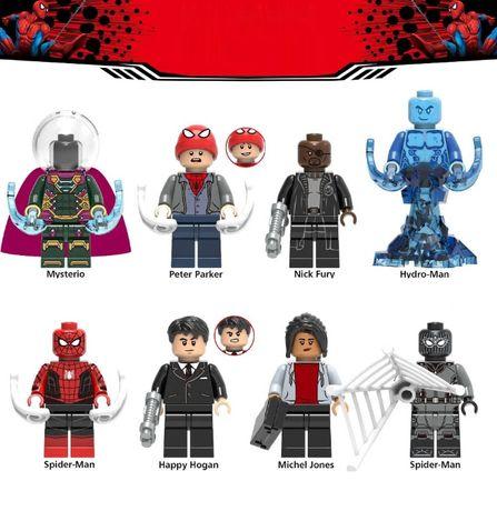 Bonecos / Minifiguras Super Heróis nº163 Marvel (compativeis com lego)