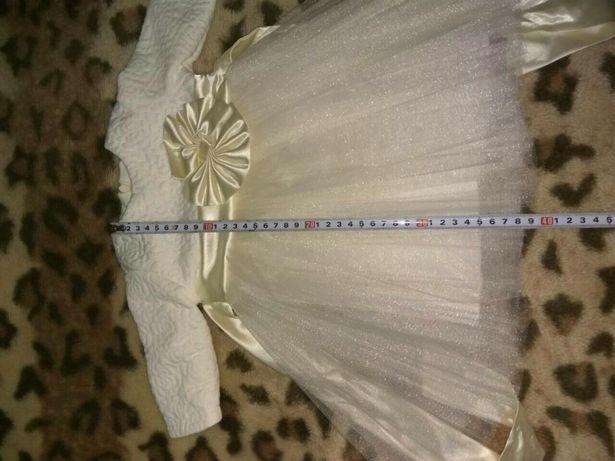 Платье для крестин,для фотосессии,нарядное,на праздник,на выписку