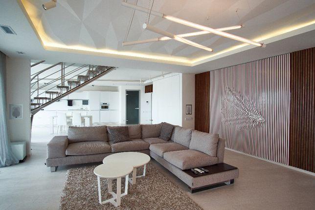 Двухуровневая квартира с ремонтом и мебелью в доме на Пр. Мира 76