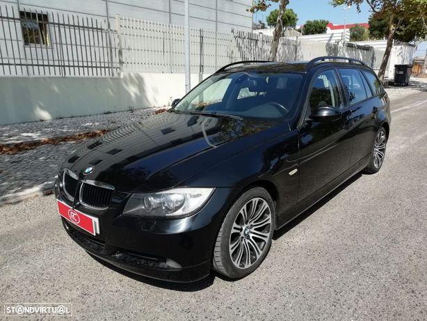 BMW 320 d Touring