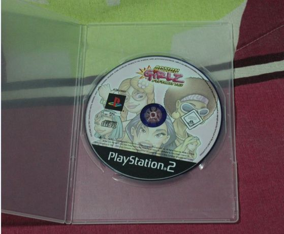 Jogo PS2 Action girl