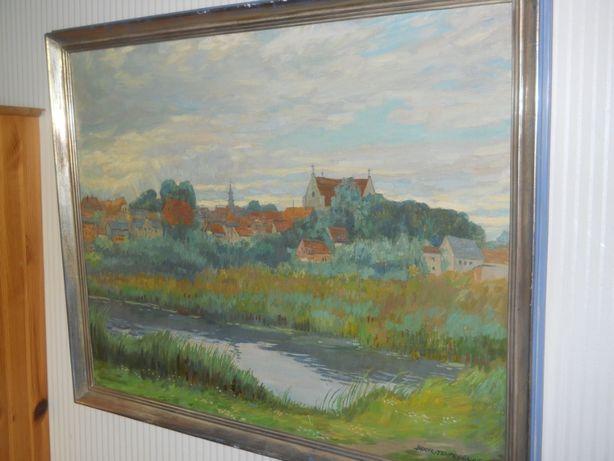 Czaplinek - Tempelburg- stary obraz