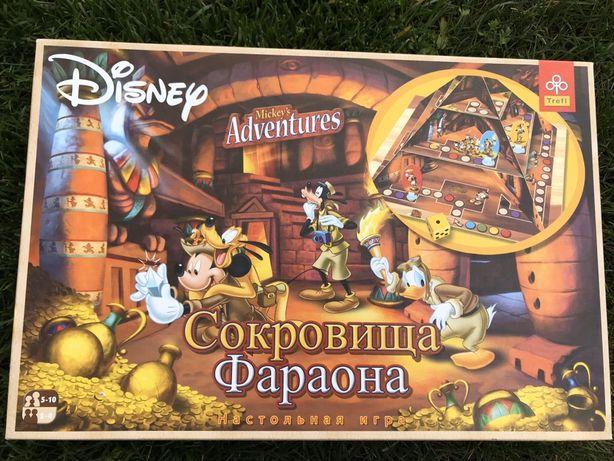 Настольная игра «Сокровища Фараона», Disney