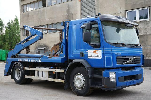 Volvo FE280 bramowiec na 2 kontenery JOAB 4x2 w całości na cześci