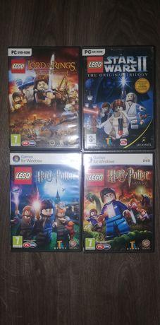 LEGO gry na PC Harry Potter LOTR star wars