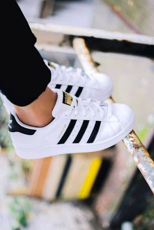 СКИДКИ-20%! Распродажа! Кроссовки Adidas Superstar Адидас Суперстар