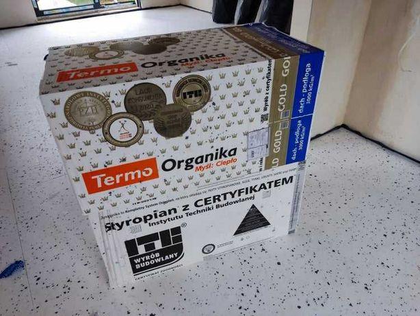 Styropian dach-podłoga 7cm Lambda 0,036 Termo Organika Gold 2 paczki