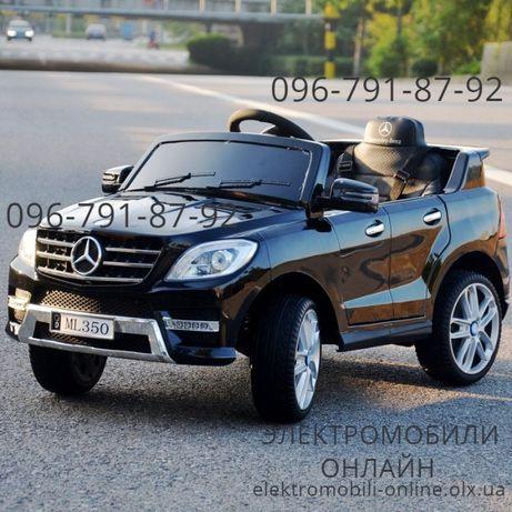 """ХАРЬКОВ!!! В наличии детский электромобиль """"MERCEDES ML 350"""" ЛИЦЕНЗИЯ!"""