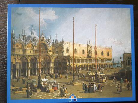 Puzzle 1000 elementów Obraz Canalletta Wenecja