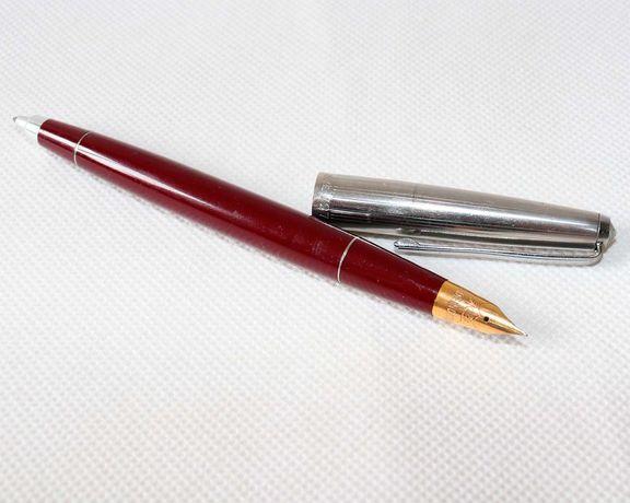 Ручка два во одном перьевая и шариковая одновременно