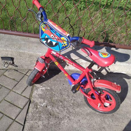 Rower dziecięcy + koła boczne