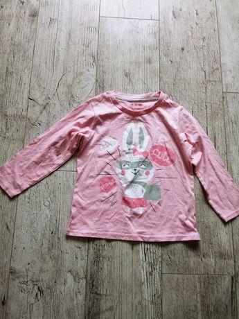 Nowa bluzka dziewczęca 110