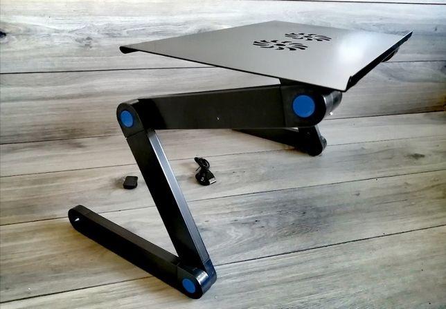 Multifunkcyjny Stolik Pod Laptop, Podstawka z Wentylacją