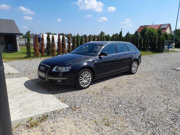 Audi A6 C6 2007 rok    2.0 Tdi 140 km         Cena: 21000 zł