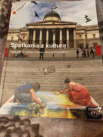 Spotkania z kulturą Podręcznik