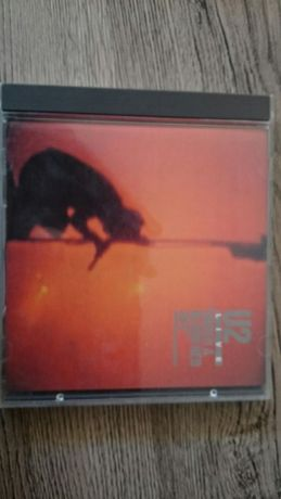 U2 - The Joshua Tree (1987) Under A Blood Red Sky (1983) CD
