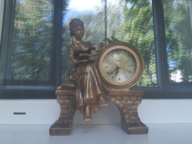 Часы каминные, настольные Vesta