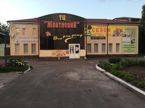 Торговий центр Київська обл., смт. Згурівка, вул. Центральна, буд. 4