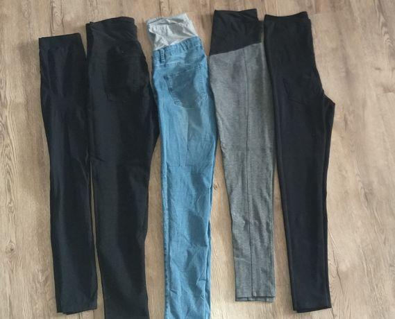 Spodnie, getry ciążowe