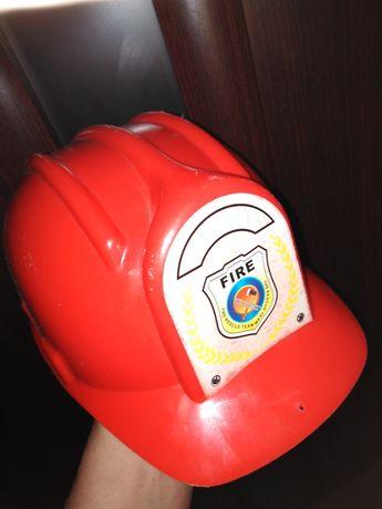 Kask strażacki