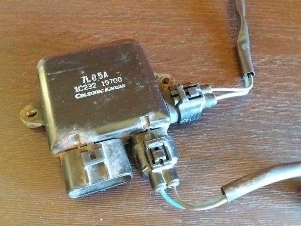 Блок управления вентилятором Mitsubishi Lancer  1С232 19700
