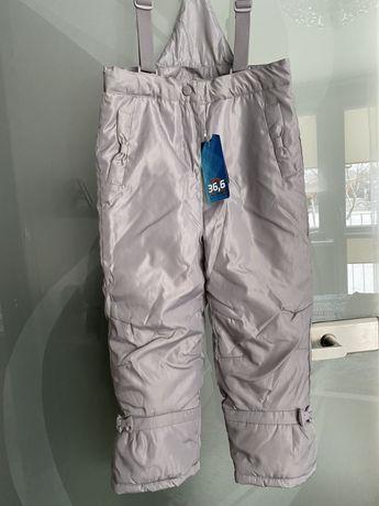 Nowe spodnie narciarskie ocieplane kombinezon Coccodrillo 110
