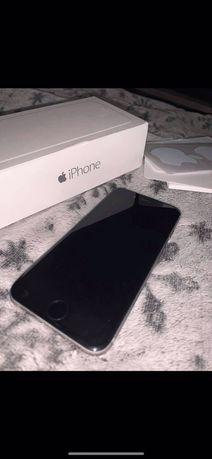 Stan praktycznie idealny! Iphone 6 64GB Space Grey BATERIA 100%