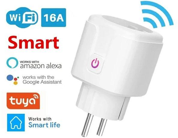 Gniazdko wtyczka Smart wifi