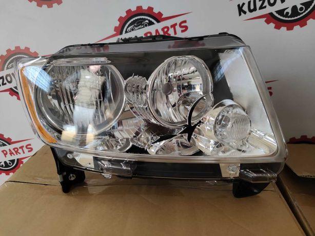 Фара передняя (светлая) Jeep Compass 2008-2016