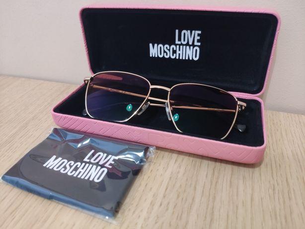Nowe oprawki Moschino