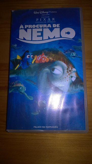 VHS - À Procura de Nemo
