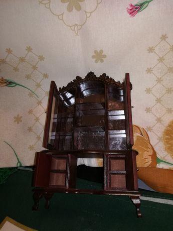 Armário vintage miniatura