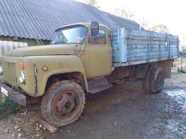 ГАЗ 53 бортова вантажівка