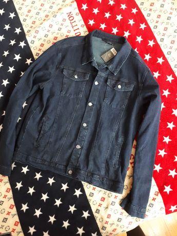 Чоловіча джинсовка, джинсовая куртка, вітрівка, ветровка