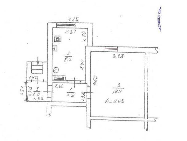Продам 1 кімнатну квартиру у м.Лохвиця