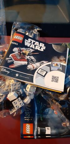 LEGO Star Wars 75263 Microfighter
