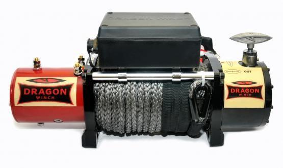 Wyciągarka Wciągarka DWM 12000 HD S 12V Elektryczna Pomoc Drogowa