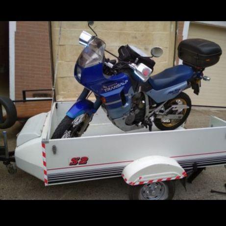 Transporte Motos Carga, + pass.