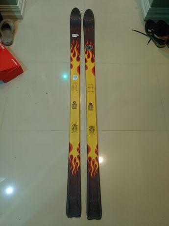 Narty skiturowe Hagan Devil 177cm