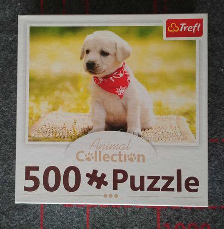 Puzzle Pies 500 elementów