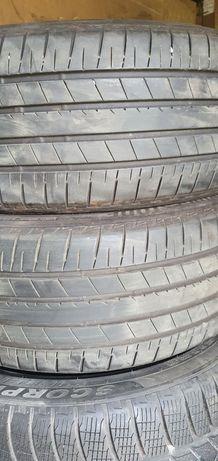 225/45/19   2x Bridgestone  turanza t005a  7mm
