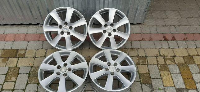 Диски Borbet R17 5x114,3 7J ET45 Toyota Camry Hyundai Sonata Kia Nissa