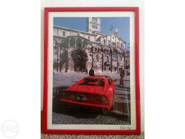 Quadro: Ferrari 328 GTS.