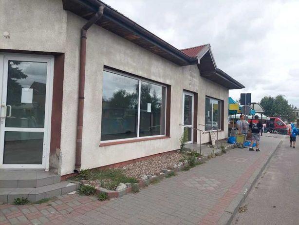 Budynek użytkowy 100m2. Centrum miasta Żnin
