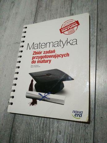 Matematyka - zbior zasan przygotowujący do matury